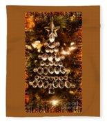 Holiday Shine 1 Fleece Blanket
