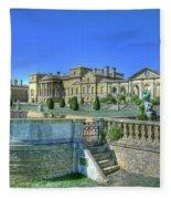 Holkham Hall Fleece Blanket