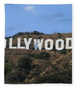 Hollywood Fleece Blanket