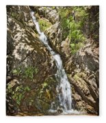 Holy Jim Falls Fleece Blanket