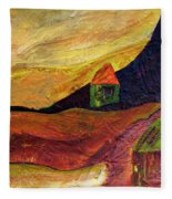 Home Fleece Blanket