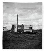 Home Sweet Home North Rustico Prince Edward Island Fleece Blanket