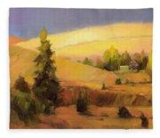 Homeland 2 Fleece Blanket