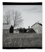 Homestead Fleece Blanket