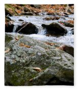 Hometown Series - Blue Ridge Parkway  Fleece Blanket