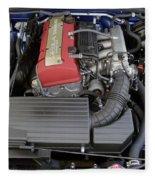 Honda S Fleece Blanket