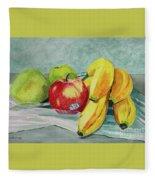 Honeycrisp Fleece Blanket