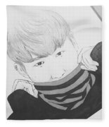 Hongseobi  Fleece Blanket