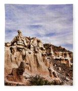 Hoodoos Fleece Blanket