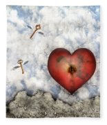 Hope Floats Fleece Blanket