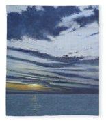 Horizon Fleece Blanket