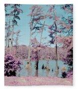 Horseshoe Conservation Area Infrared Fleece Blanket
