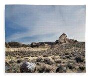 hot springs day-2367-2-R2. Fleece Blanket