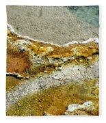 Hot Springs Runoff Fleece Blanket