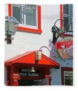 Hotel Cavalier Du Moulin  6373 Fleece Blanket