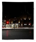 Hotel Stayne And Manly Fleece Blanket