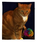 Houdini Fleece Blanket