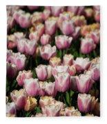 House Of Pink Fleece Blanket