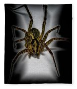 House Spider Fleece Blanket
