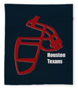 Houston Texans Retro Fleece Blanket