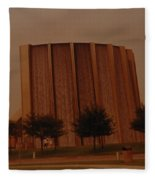 Houston Waterfall Fleece Blanket