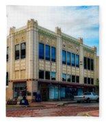 H.s. Kress Five And Dime Store Fleece Blanket