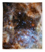 Hubble Finds Massive Stars Fleece Blanket