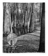 Hudson Mills Disc Golf Fleece Blanket