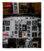 Huey Instrument Panel Fleece Blanket