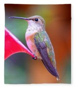 Hummingbird - 18 Fleece Blanket
