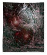 Hurricane Fleece Blanket
