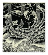 Hydra Fleece Blanket