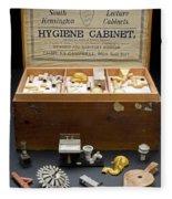 Hygienic Sanitary Appliances, 1895 Fleece Blanket