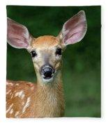 I Am All Ears Fleece Blanket
