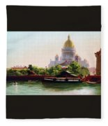 I  Gavriil Kondratenko Fleece Blanket