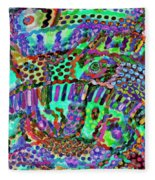 I Might Be Dreaming Fleece Blanket