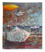 I Sogni Di Carta Fleece Blanket