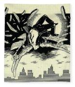 Icarus Fleece Blanket