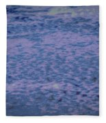 Ice And Snow #h1 Fleece Blanket