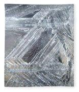 Ice-cold Morning Fantasy Fleece Blanket