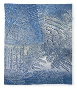 Ice Galore Fleece Blanket