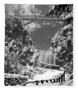 Ice Water Fleece Blanket