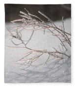 Iced Fleece Blanket