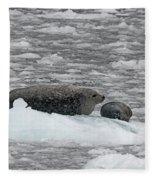 Iced Mother Fleece Blanket