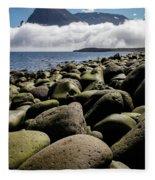 Iceland 13 Fleece Blanket