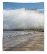 Iceland 14 Fleece Blanket