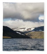 Iceland 19 Fleece Blanket
