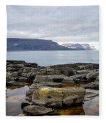Iceland 24 Fleece Blanket