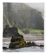 Iceland 28 Fleece Blanket