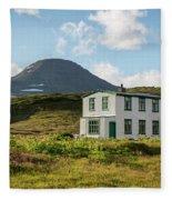 Iceland 32 Fleece Blanket